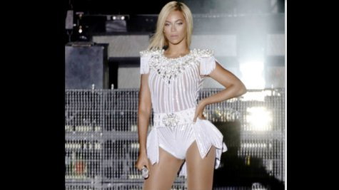 Image courtesy of Beyonce.com (via ABC News Radio)