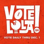 vote lola