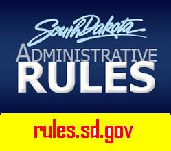 Gov. Dennis Daugaard announced the launch of an administrative rules website. us.sd.gov