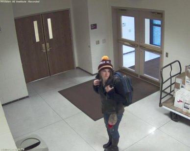 Concordia theft suspect (Moorhead Police)