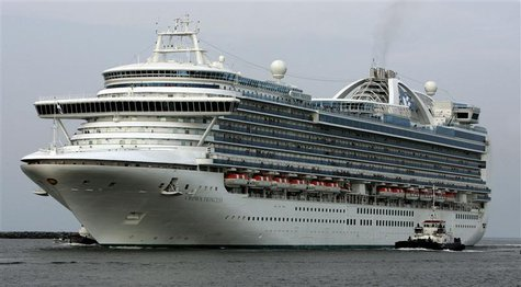 An American woman in her 50s on a Hawaii-bound cruise ship leaped overboard on Wednesday afternoon. (KELO AM)