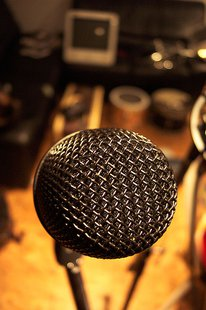 "Radio mic Creative Commons"" or ""Only Originals."""