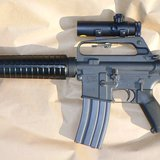 AR-15 rifle (Photo by: Multplaneta/Creative Commons).