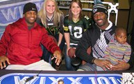 Randall Cobb & James Jones :: 1 on 1 with the Boys :: 11/14/13 23