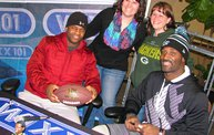 Randall Cobb & James Jones :: 1 on 1 with the Boys :: 11/14/13 3