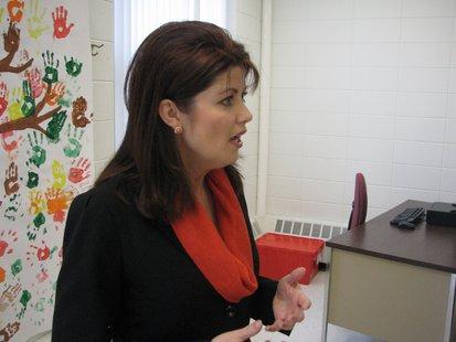 Lt. Gov. Rebecca Kleefisch