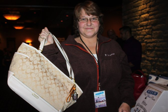 Another bonus purse winner!