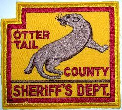 Otter Tail County Sheriff's patch