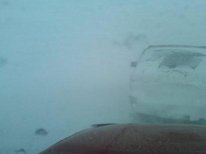Fargo blizzard