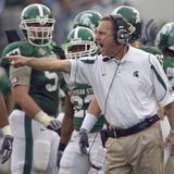 MSU head coach Mark Dantonio