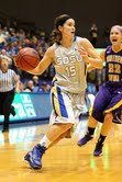 SDSU G Steph Paluch. Photo Courtesy: South Dakota State University