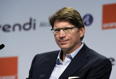 Atomico CEO Niklas Zennstrom attends the eG8 forum in Paris May 25, 2011. REUTERS/Gonzalo Fuentes