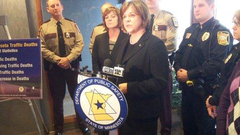 Commissioner Mona Dohman