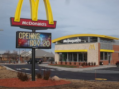 McDonald's in Marshfield