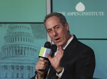 U.S. Trade Representative Michael Froman speaks during the fifth annual Washington Ideas Forum at the Newseum in Washington November 13, 201