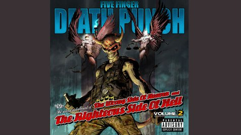Image courtesy of FiveFingerDeathPunch.com (via ABC News Radio)