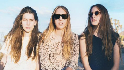 Image courtesy of Facebook.com/HaimTheBand (via ABC News Radio)