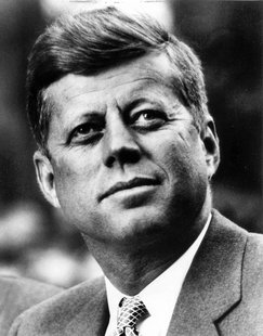 Dallas will observe the 50th anniversary of President John F. Kennedy's assassination today with its first official ceremony to mark the event seen as the darkest day in the city's history. (Wikimedia.org)