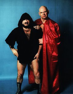 Mad Dog Vachon and Baron von Raschke