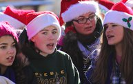 See the Faces of the Blustery Green Bay Holiday Parade 2013 with WTAQ 22