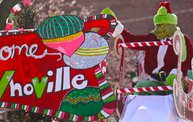 See the Faces of the Blustery Green Bay Holiday Parade 2013 with WTAQ 27
