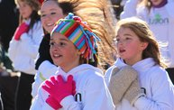 See the Faces of the Blustery Green Bay Holiday Parade 2013 with WTAQ 24