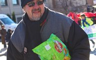 See the Faces of the Blustery Green Bay Holiday Parade 2013 with WTAQ 5