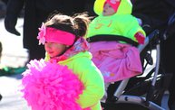 See the Faces of the Blustery Green Bay Holiday Parade 2013 with WTAQ 19