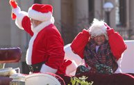 See the Faces of the Blustery Green Bay Holiday Parade 2013 with WTAQ 30