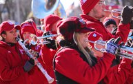 See the Faces of the Blustery Green Bay Holiday Parade 2013 with WTAQ 15