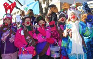 See the Faces of the Blustery Green Bay Holiday Parade 2013 with WTAQ 16