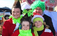 See the Faces of the Blustery Green Bay Holiday Parade 2013 14