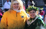 See the Faces of the Blustery Green Bay Holiday Parade 2013 with WTAQ 8