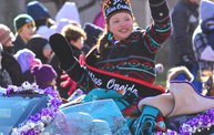 See the Faces of the Blustery Green Bay Holiday Parade 2013 with WTAQ 28