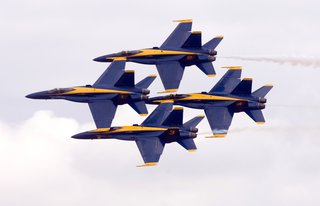 Blue Angels (credit Duluth Air Show)