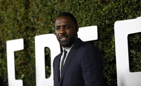 "Cast member Idris Elba poses at the premiere of ""Mandela: Long Walk to Freedom"" in Los Angeles, California November 11, 2013. REUTERS/Mario"