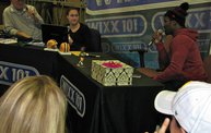 Jarrett Bush & James Jones :: 1 on 1 with the Boys :: 11/25/13 1