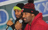 Jarrett Bush & James Jones :: 1 on 1 with the Boys :: 11/25/13 12