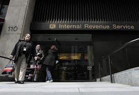 IRS office (Reuters)