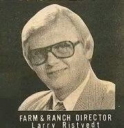 KFGO Farm and Ranch Director Larry Ristvedt