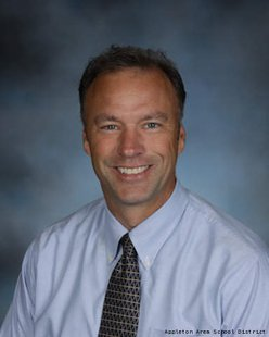 Richard Waters (Photo from: Appleton Area School District/FOX 11).
