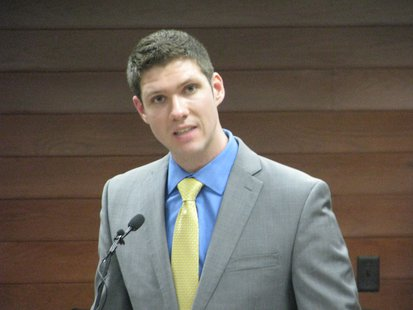 Zach Vruwink, Wisconsin Rapids Mayor