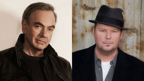Image courtesy of NeilDiamond.com; Paradise Artists (via ABC News Radio)