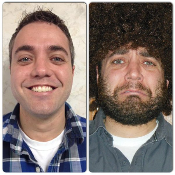 Jeff's Before and After