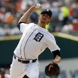 Former Detroit Tigers starting pitcher Doug Fister