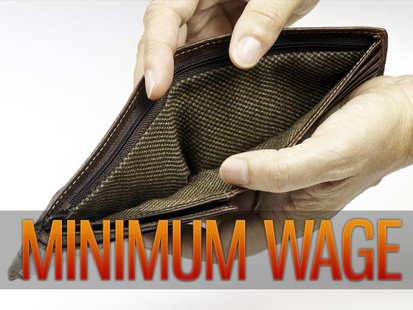Minimum Wage copyright Midwest Communications, Inc.