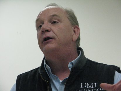 Joseph Moore, DMI Acquisitions LLC COO