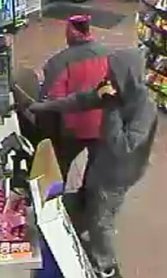 Cubby's armed robbers Sioux Falls Police