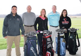 Foundation Golf Center club donation