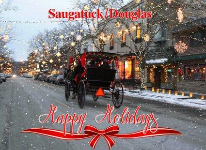 Holidays 2013 Saugatuck Douglas